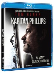Kapitán Phillips (BLU-RAY) - 4K REMASTER
