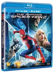 Amazing Spider-Man 2 (4K) (2D+3D) (2xBLU-RAY)