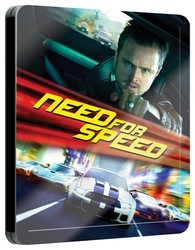 Need for Speed (2D+3D) (1 BLU-RAY) - FUTUREPAK