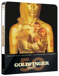 Goldfinger (BLU-RAY) - STEELBOOK