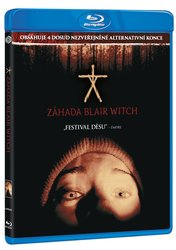 Záhada Blair Witch (BLU-RAY)