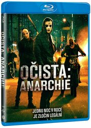 Očista 2: Anarchie (BLU-RAY)