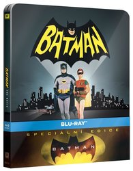 Batman (1966) (BLU-RAY) - STEELBOOK