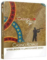 Casino Royale (BLU-RAY) - STEELBOOK