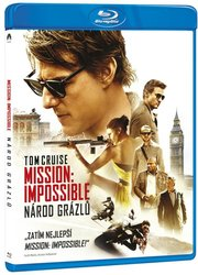 Mission: Impossible 5 - Národ grázlů (BLU-RAY)