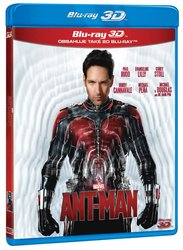 Ant-Man (2D+3D) (2 BLU-RAY)