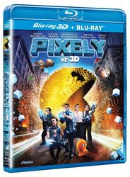Pixely (2D+3D) (2 BLU-RAY)