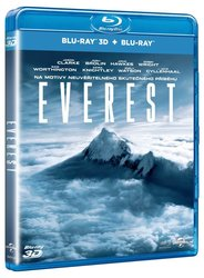 Everest (2D+3D) (2 BLU-RAY)