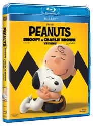 Peanuts: Snoopy a Charlie Brown ve filmu (BLU-RAY)