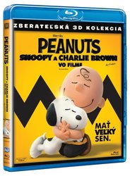 Peanuts: Snoopy a Charlie Brown ve filmu (2D+3D) (2xBLU-RAY)