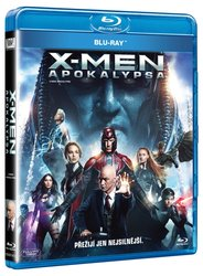 X-Men: Apokalypsa (BLU-RAY)