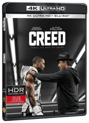 Creed (4K ULTRA HD+BLU-RAY) (2 BLU-RAY)