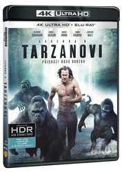 Legenda o Tarzanovi (4K ULTRA HD+BLU-RAY) (2 BLU-RAY)