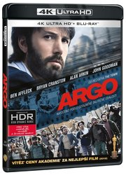 Argo (4K ULTRA HD+BLU-RAY) (2 BLU-RAY)