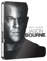 Jason Bourne (2xBLU-RAY) - STEELBOOK