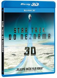 Star Trek: Do neznáma 3D (1xBLU-RAY)