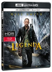 Já, legenda (4K ULTRA HD+BLU-RAY) (2 BLU-RAY)