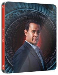 Inferno (2 BLU-RAY) - STEELBOOK