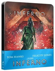 Inferno (1 BLU-RAY) - STEELBOOK (POP ART)