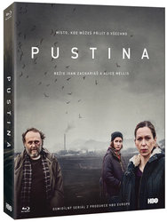 Pustina (2xBLU-RAY) - TV HBO seriál