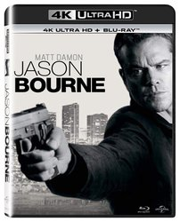 Jason Bourne (4K ULTRA HD+BLU-RAY) (2 BLU-RAY)