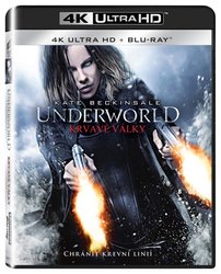 Underworld: Krvavé války (4K ULTRA HD+BLU-RAY) (2 BLU-RAY)