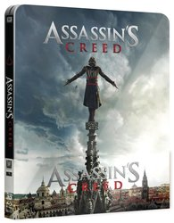 Assassin's Creed (2D+3D) (2 BLU-RAY) - STEELBOOK