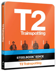 Trainspotting 1-2 (2 BLU-RAY) - STEELBOOK
