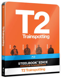 Trainspotting 2 (2 BLU-RAY+CD SOUNDTRACK) - STEELBOOK