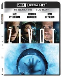 Život (4K ULTRA HD+BLU-RAY) (2 BLU-RAY)