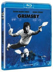 Grimsby (BLU-RAY) - edice BIG FACE