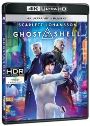 Ghost in the Shell (UHD+BLU-RAY) (2BLU-RAY)