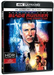 Blade Runner: Final Cut (4K ULTRA HD+BLU-RAY+2DVD BONUS)