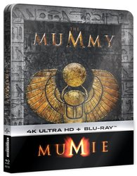 Mumie (4K ULTRA HD+BLU-RAY) - STEELBOOK