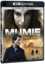 Mumie (2017) (4K ULTRA HD+BLU-RAY) (2 BLU-RAY)