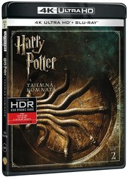 Harry Potter a tajemná komnata (4K ULTRA HD+BLU-RAY) (2 BLU-RAY)