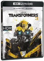 Transformers 3 (4K ULTRA HD+BLU-RAY) (2 BLU-RAY)