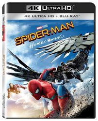 Spider-Man: Homecoming (4K ULTRA HD+BLU-RAY) (2 BLU-RAY)