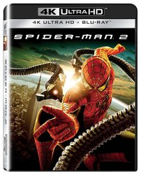 Spider-Man 2 (4K ULTRA HD+BLU-RAY) (2 BLU-RAY)