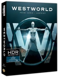 Westworld 1. série (4K ULTRA HD+BLU-RAY) (6 BLU-RAY) - HBO seriál