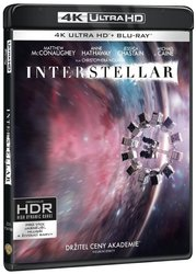 Interstellar (4K ULTRA HD+BLU-RAY+BD BONUS) (3 BLU-RAY)