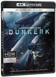 Dunkerk (4K ULTRA HD+BLU-RAY+BD BONUS) (3 BLU-RAY)