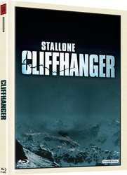 Cliffhanger (BLU-RAY) - DIGIBOOK