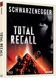 Total Recall (BLU-RAY) - DIGIBOOK