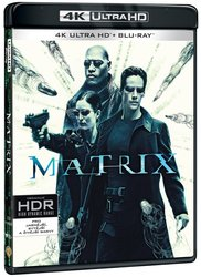 Matrix (UHD+BD+BONUS) (3 BLU-RAY)