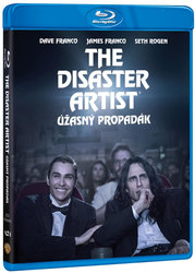 The Disaster Artist: Úžasný propadák (BLU-RAY)