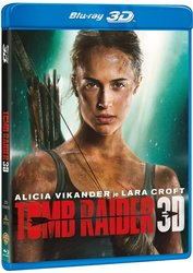 Tomb Raider (2018) (2D+3D) (2 BLU-RAY)