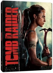 Tomb Raider (2018) (BLU-RAY) - STEELBOOK