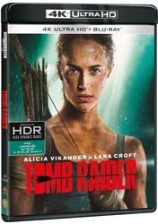 Tomb Raider (2018) (4K ULTRA HD+BLU-RAY) (2 BLU-RAY)
