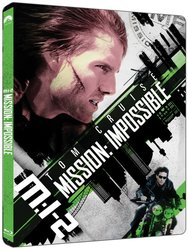 Mission: Impossible 2 (UHD+BLU-RAY) (2 BLU-RAY) - STEELBOOK